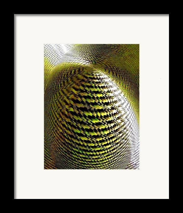 Luminous Energy 11 Framed Print By Will Borden