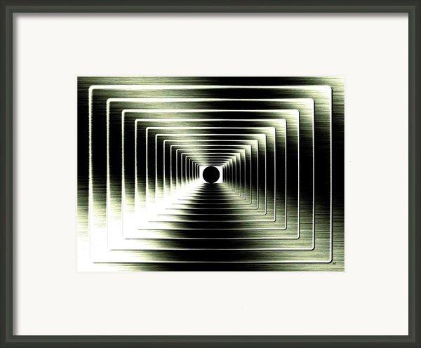 Luminous Energy 15 Framed Print By Will Borden