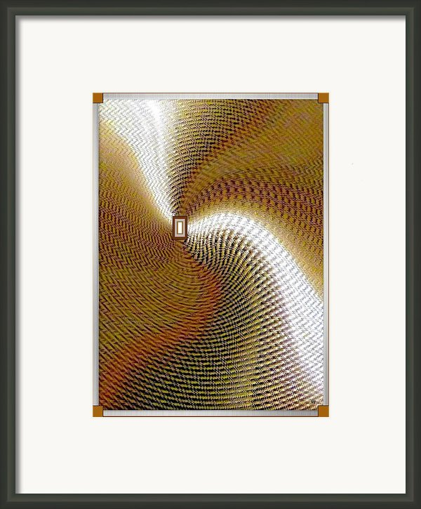 Luminous Energy 16 Framed Print By Will Borden