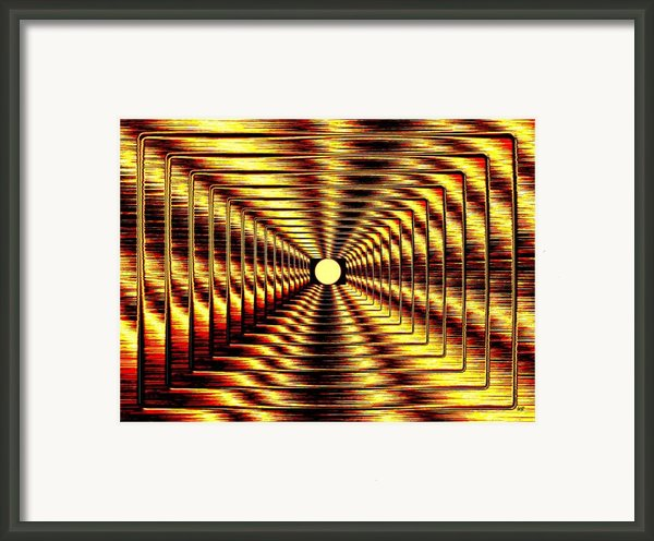 Luminous Energy 2 Framed Print By Will Borden