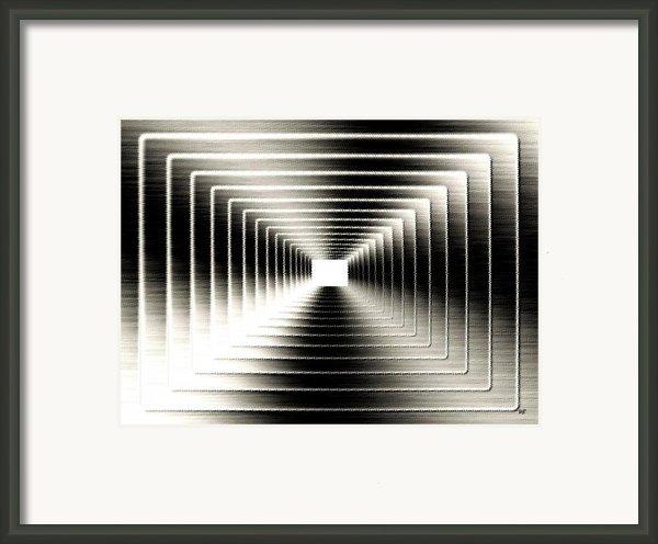 Luminous Energy 3 Framed Print By Will Borden