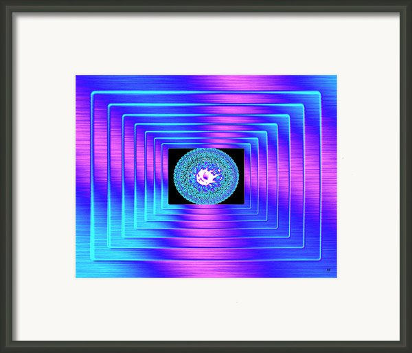 Luminous Energy 9 Framed Print By Will Borden