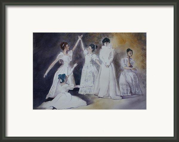 Magic Framed Print By Patsy Sharpe