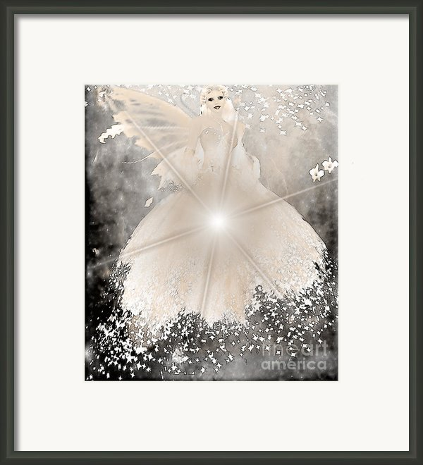 Magic Framed Print By Rosy Hall
