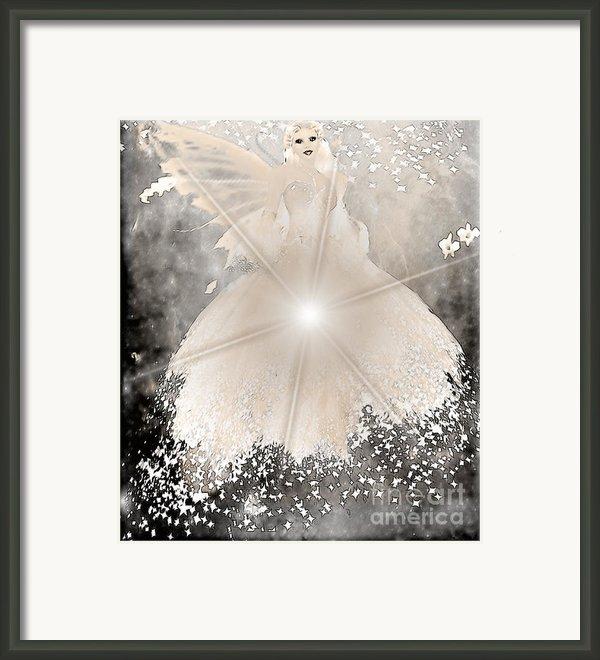 Magic Framed Print By Rosy Hall