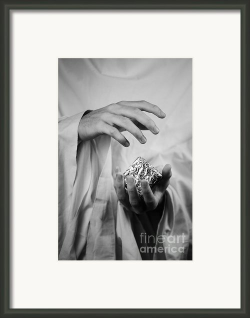 Magic Tricks Framed Print By Gabriela Insuratelu