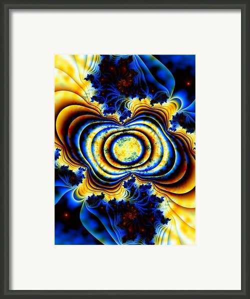 Magnetic Marvel Framed Print By Lauren Goia
