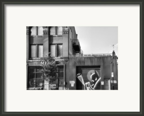 Main Street Denizen Framed Print By Steven Ainsworth