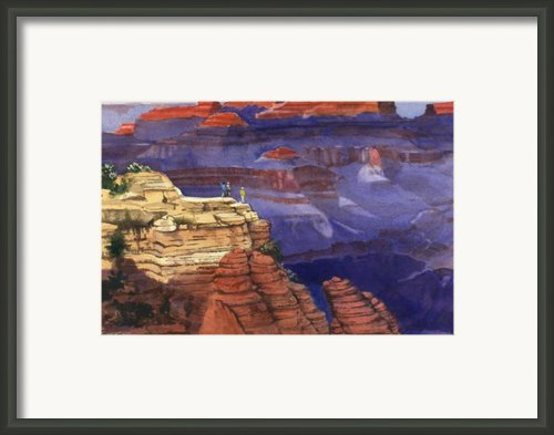 Majesty Framed Print By Elizabeth Carr
