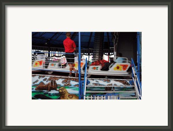 Management Framed Print By Skip Willits
