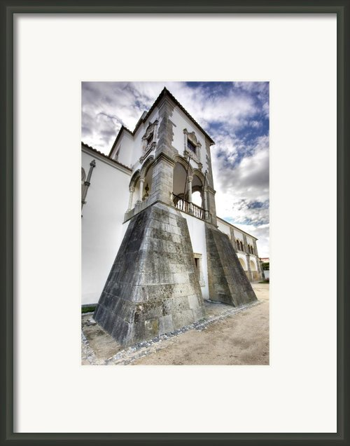 Manuel Palace Framed Print By Andre Goncalves