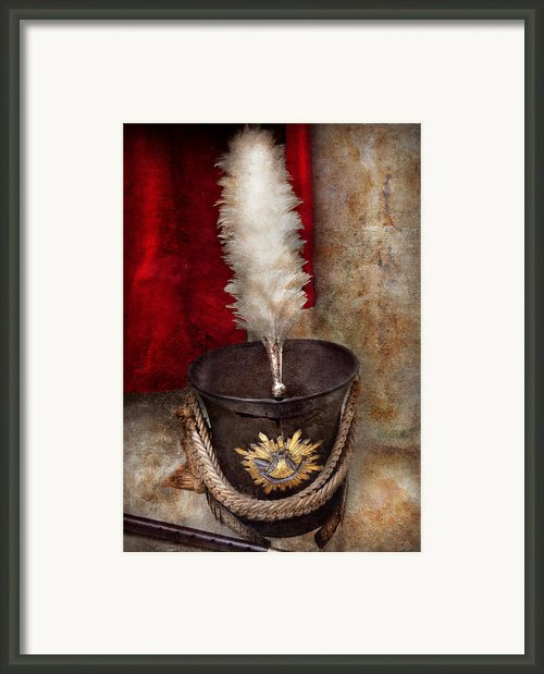 Marching Band - Celebrating The Marching Band Framed Print By Mike Savad
