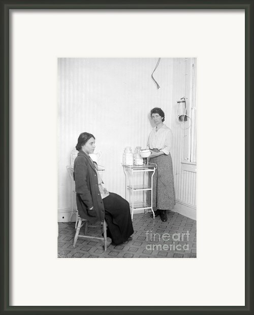 Margaret Sanger, American Social Framed Print By Science Source
