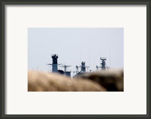 Marines Framed Print By Toon De Zwart