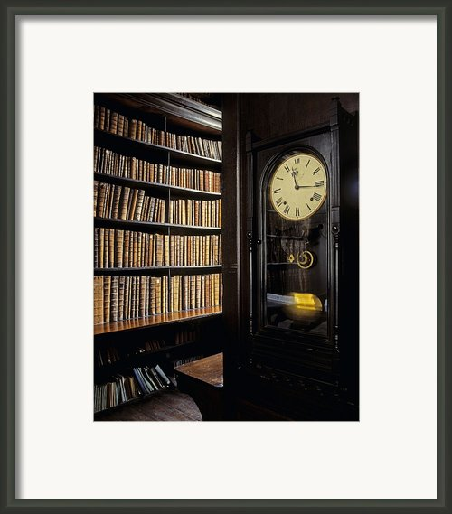 Marshs Library, Dublin City, Ireland Framed Print By The Irish Image Collection