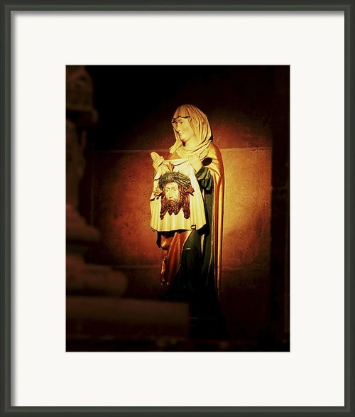 Mary Magdalene  Framed Print By Chris  Brewington Photography Llc