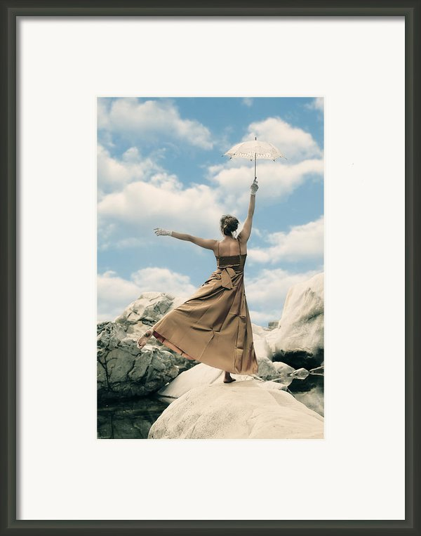 Mary Poppins Framed Print By Joana Kruse