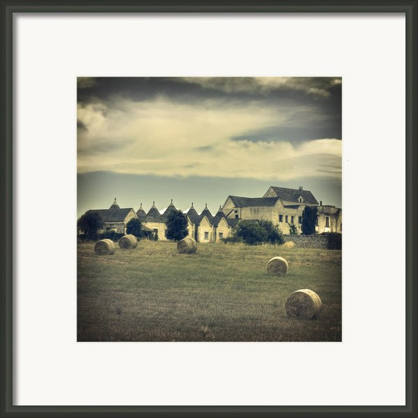 Masseria Framed Print By Joana Kruse