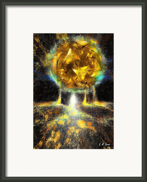 Maximum Liftoff Framed Print By Michael Durst