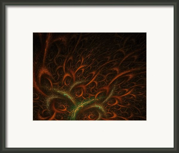 Medusa Framed Print By Lourry Legarde