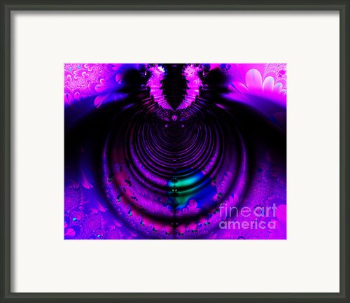 Melting Pot . Horizontal Cut . S8a.s11 Framed Print By Wingsdomain Art And Photography