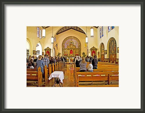 Memorial Framed Print By Chuck Staley