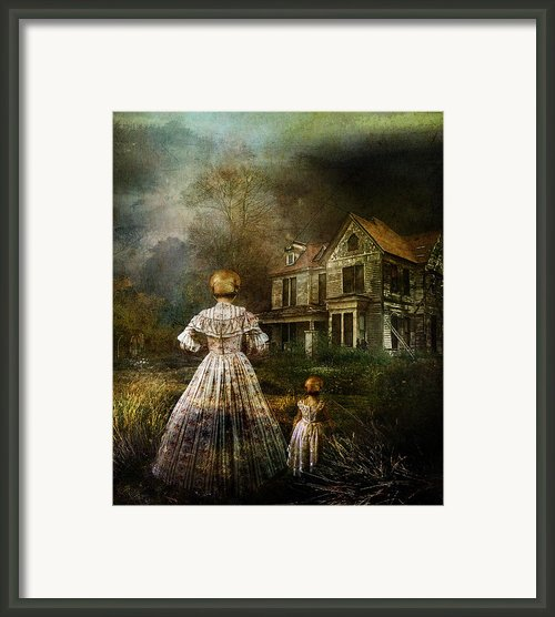 Memories Framed Print By Karen Koski