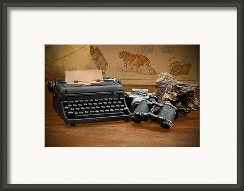 Memories Framed Print By Rudy Umans