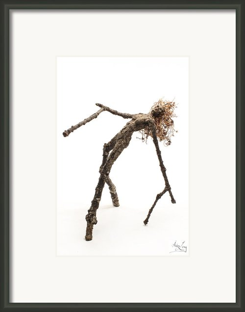 Memory Framed Print By Adam Long