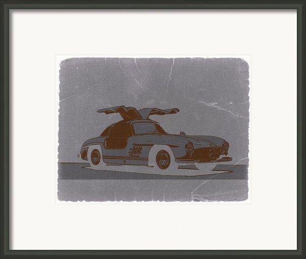 Mercedes Benz 300 Framed Print By Irina  March