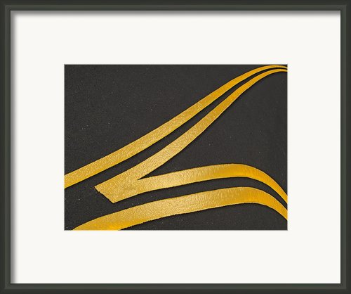 Merge Framed Print By Paul Wear