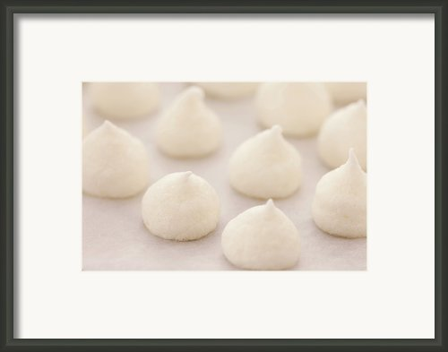 Meringue Framed Print By James And James