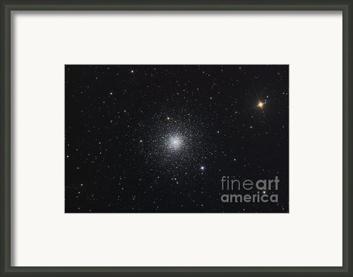 Messier 3, A Globular Cluster Framed Print By Roth Ritter