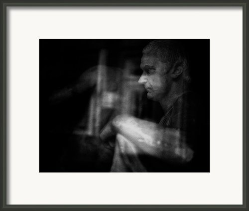 Metamorphosis I Framed Print By Philip Sweeck