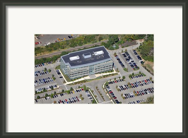 Metroplex 4000 Chemical Road Plymouth Meeting Pa 19462 Framed Print By Duncan Pearson