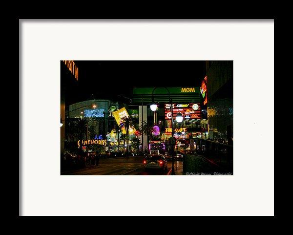 Mgm Framed Print By Charles Warren