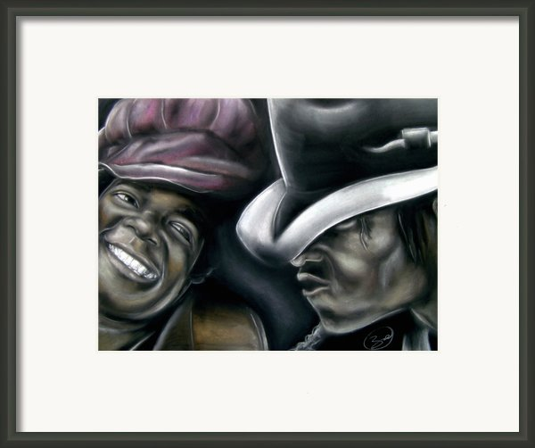 Michael Jackson Framed Print By Zach Zwagil