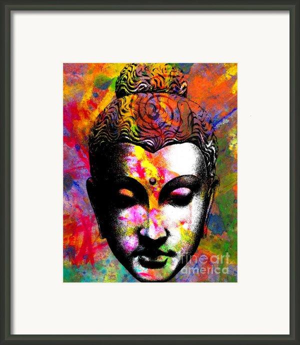 Mind Framed Print By Ramneek Narang