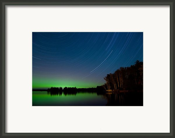 Minnesota Magic Framed Print By Adam Pender