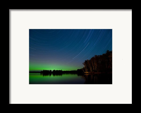 Minnesota Magic Framed Print By Adam Pender