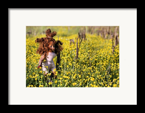 Missing You Ii Framed Print By Jc Findley