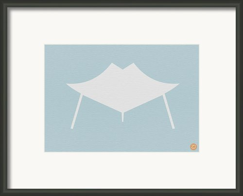 Modern Chair Framed Print By Irina  March