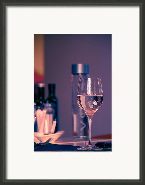 Modern Still Life Framed Print By Dmitry Malyshev