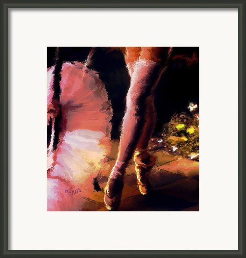 Moments Framed Print By Robert Smith