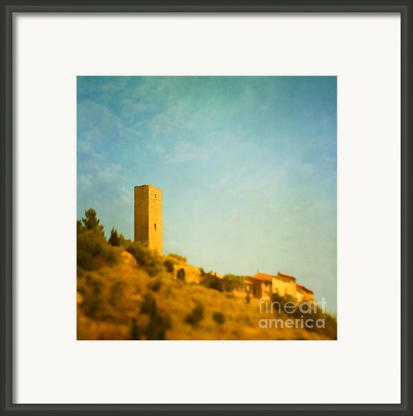 Montaday Tour Framed Print By Paul Grand