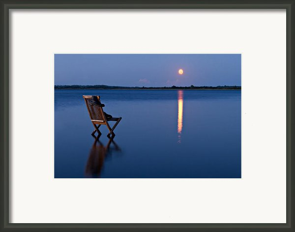 Moon Boots Framed Print By Gert Lavsen