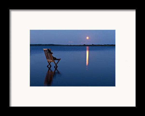 Moon Boots Framed Print By Gert Lavsen
