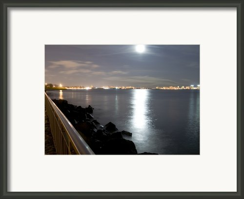 Moon Light Framed Print By Svetlana Sewell