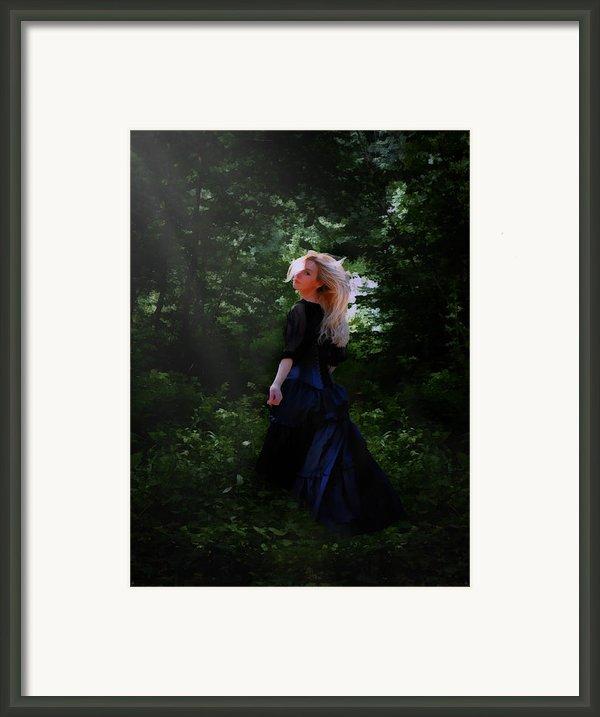 Moonlight Calls Me Framed Print By Nikki Marie Smith