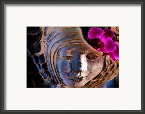 Moonlight Fantasy Framed Print By Helen Carson